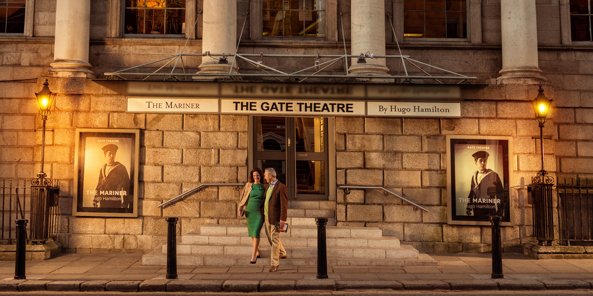 Image result for the gate theatre photos