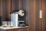 Hotel 7 coffee machine