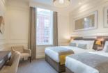 hotel 7 twin bedroom